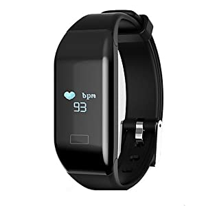 41Rm3KWgALL. SS300  - ZNSB New H3 D Smart Bracelet Waterproof Bluetooth Sports Pedometer Sleep Heart Rate Monitor Calls To Remind Wechat Share Android IOS Bracelet Gift