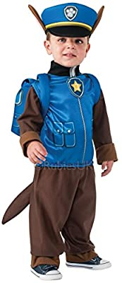 Caza - Paw Patrol - Niños Disfraz por Rubies