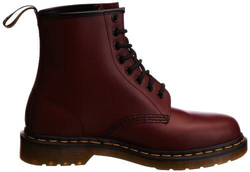 Dr. Martens 1460z 8 Eye Boot Black, Stivaletti Unisex – Adulto Nero