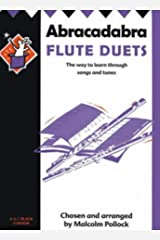 Abracadabra Woodwind - Abracadabra Flute Duets: The way to learn through songs and tunes by Malcolm Pollock (2002-02-28) Paperback