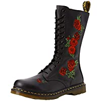 ‏‪Dr. Martens Women's 1460 8-Eye Casual Boot أسود, (اسود), 6 UK / 8 M US‬‏