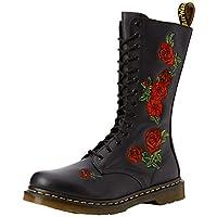 Dr. Martens Women's 1460 8-Eye Casual Boot أسود, (اسود), 6 UK / 8 M US