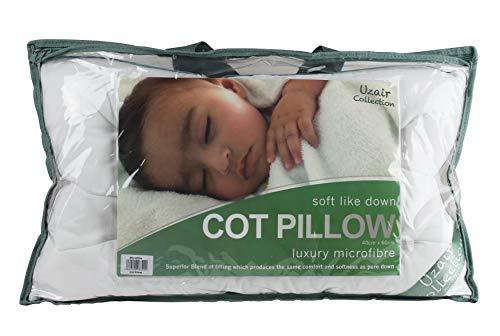 f4ef5f0260fee Bedway – Lit Bébé Couette – Microfibre – doux comme Duvet –  hypoallergénique pour enfant avec