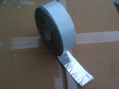 Preisvergleich Produktbild Alu-butylband 40mm x 10m Industriequalität