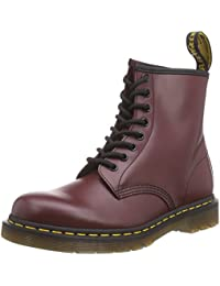 Dr. Martens 1460z 8 Eye Boot Black, Stivaletti Unisex – Adulto