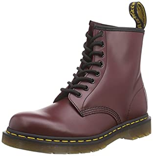 Dr. Martens 1460, Boots mixte adulte, Rouge (Cherry Red) 41 EU (B0033C8WRA) | Amazon Products