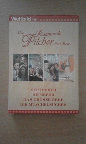 Die Rosamunde Pilcher Edition: September, Heimkehr, Das große Erbe, Die Muschelsucher