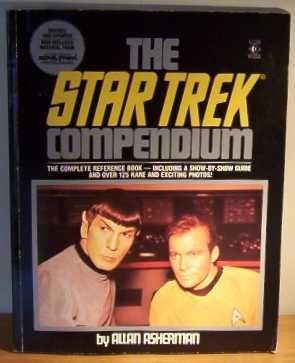 Star Trek Compendium by Allan Asherman (1989-11-06) par Allan Asherman