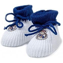 Patucos Real Madrid Recién Nacido