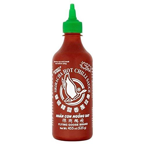 Fliegende Gans Sriracha Hot Chili-Sauce 455Ml - Packung mit 6
