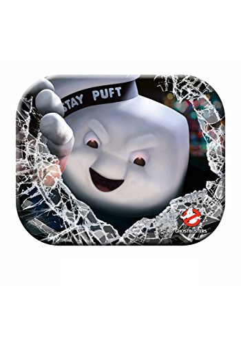 Ghostbusters Stay Puft Marshmallow Man Side Window (Puft Ghostbusters)