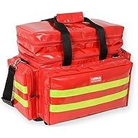 Gima 27157Smart bolsa de PVC, mediano, rojo