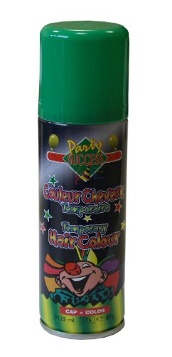 Eulenspiegel 819326 - Leuchtcolor Haarspray fluoreszierend in Dose