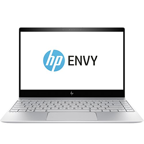 ENVY 13-ad003ng 33,8 cm (13,3 Zoll) Notebook (Intel Core i5-7200U, 8 GB RAM, 256 GB SSD, Intel HD-Grafikkarte 620, Windows 10 Home 64) silber