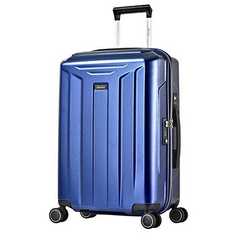 Eminent Guard, Unisex-Erwachsene Koffer Blau blau M (65cm - 66L)