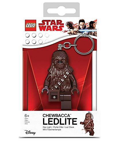 Lego Star Wars Chewbacca Key Light