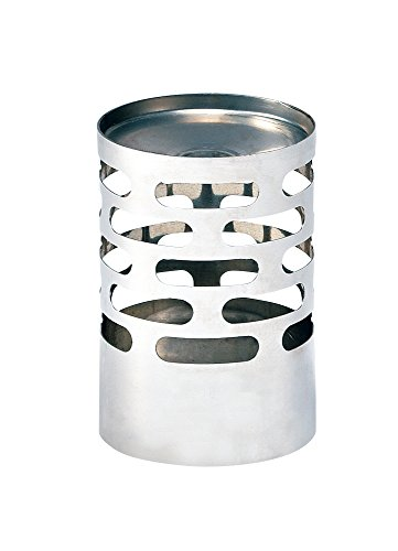 Ala2mm aeternum pellet j60400150423 terminale di scarico fumi, acciaio