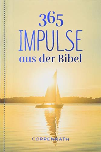 365 Impulse aus der Bibel (Taschenkalender)