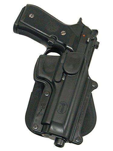 Fobus neu verdeckte Trage Pistolenhalfter Halfter Holster für Beretta 92F/96 ohne Schiene, außer Brigadier, Vertec und Elite / Taurus PT 92 cs, PT99 / Feg P9R Pistole (Fobus Holster Taurus)