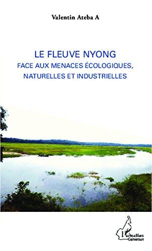 Le fleuve Nyong face aux menaces écologiques, naturelles et industrielles