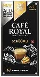 Café Royal Lungo Schüümli 50 Nespresso kompatible Kapseln (aus Aluminium, Intensität 6/10) (5 x 10 Kaffeekapseln)