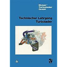 Technischer Lehrgang Turbolader