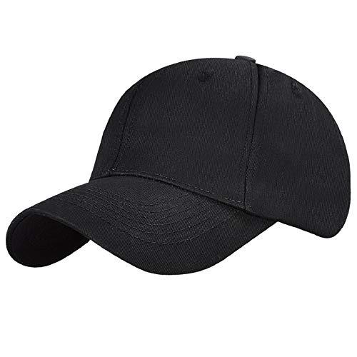 Yuson Girl Baseball Sun Cap Mit Schlichtem Stil Für Herren Und Damen