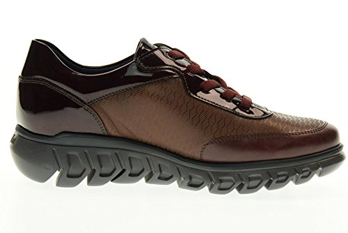 CALLAGHAN scarpe donna sneakers basse 13900.1 Bordeaux