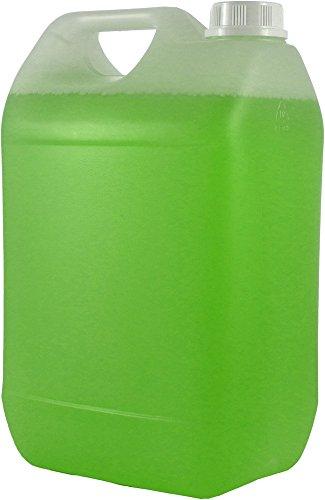 Hair & Body Shampoo exotisch 2x5 Liter Kanister (grün)