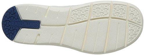Birkenstock Damen Manitoba Sneakers Weiß (White)