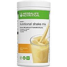 Batido Formula 1 Herbalife Nuevo Sabor PLATANO BANANA 550 gr sustitutivo comida batido nutricional