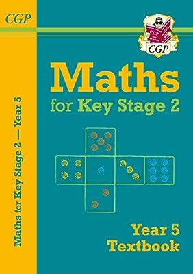 New KS2 Maths Textbook - Year 5 (CGP KS2 Maths) by Coordination Group Publications Ltd (CGP)