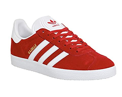 baskets mode adidas originals gazelle rouge 36 2/3