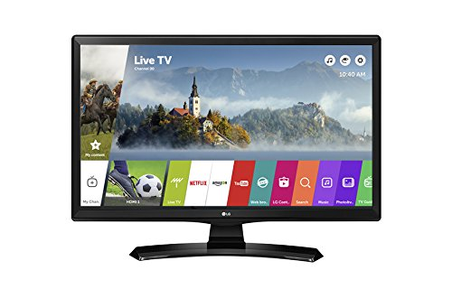 "LG Monitor TV TV LG LED 24"" LG 24MT49S-PZ HD Ready, USB Multimedia y Smart TV Wi-Fi"