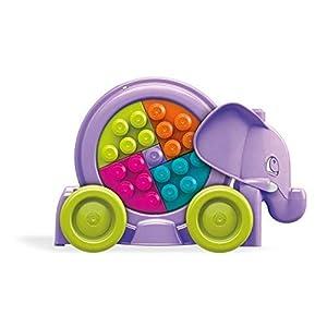 Mattel FFY13 Juguete de Arrastre - Juguetes de Arrastre (Multicolor, De plástico, 1 Mes(es), Niño/niña, 4 Rueda(s), Rojo)