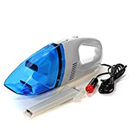12V Car Vacuum Cleaner Lightweight Power Wet and Dry Dual Use Super Suction 2.4M 120W Vaccum Cleaner