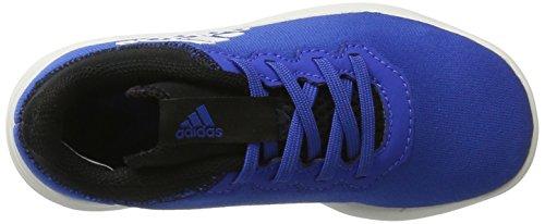 adidas Unisex-Kinder X 16.4 Tr J Fußballschuhe Blau (Blue/Crywht/C Black)