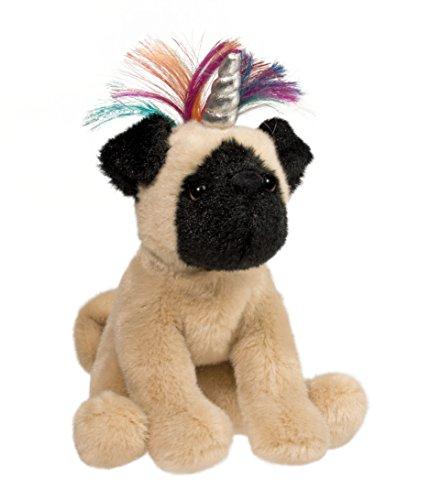 """Cuddle Toys - Hochwertig verarbeitetes Plüsch - EINHORN - Kuscheltier """" FANTASY FRIEND """" - Plüschtier zum Kuscheln - hochwertiges Marken - Kuscheltier - dein neuer softweicher Freund (Pugicorn)"""