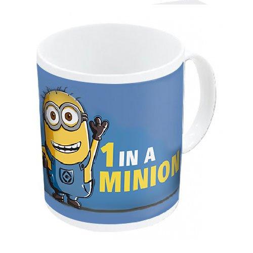 Minions taza