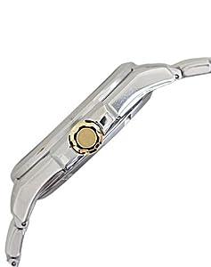 Citizen Super Titanium BM6935-53A - Reloj analógico de cuarzo para hombre, correa de titanio color plateado de Citizen