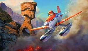 Puzzles Educa - Planes: Fire & Rescue, 2 x 100 Piezas (15957)