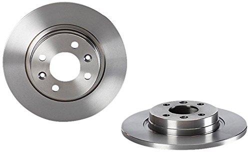 Preisvergleich Produktbild Brembo 08.A268.10 Bremsscheibe - Paar