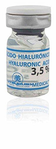 3,5{7ff6eb391b39d169d39f1b252d8cf7f067cc12975d3954caa8f056a0062c0695} Hyaluronsäure (steril) für Microneedling (Derma Pen) und Mesotherapie (Dermaroller) Behandlungen - Professionelles Microneedling Serum. Ampulle mit 5 ml Hyaluron-Serum