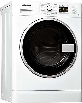 Bauknecht WATK Prime 8614 Waschtrockner / 208 kWh / / Sport-Programm / Mischwäsche und Wolle Programm / weiß