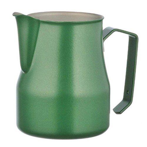 Motta 02875/00 - Jarra para emulsionar leche, 75 cl, color verde