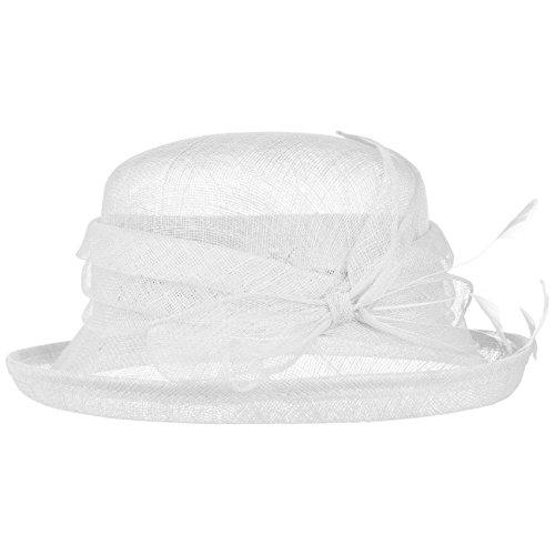 Chapeau de Fete Lorene Lierys chapeau de fete Blanc