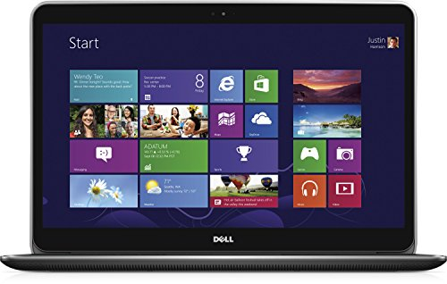 Dell XPS 9530-3382 39,6 cm (15,6 Zoll) Laptop (Intel Core i7-4712HQ, 3,3GHz, 16GB RAM, 512GB HDD, Win 8) schwarz (Dell Xps 9530)
