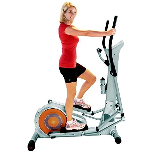 41RmckAdwNL. SS500  - FRONTIER Olympus Max EXTENDABLE Long Stride Cross Trainer, German Quality, 3YR WARRANTY