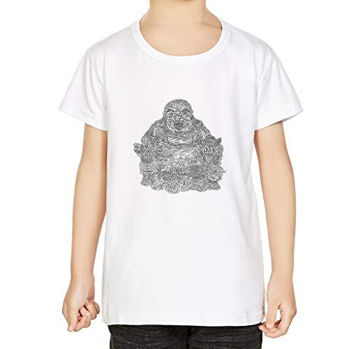 (Mode Cartoon animierte Eltern-Kind-T-Shirt Tops Unisex, bluestercool Kurzarm-T-Shirt für Jungen und Mädchen)