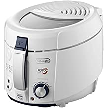 DeLonghi F 38436 Roto Fritteuse, weiß